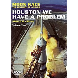 Moon Race - The History of the Apollo, Vol. 2: Houston, We Have a Problem - Apollo 12-Soyuz