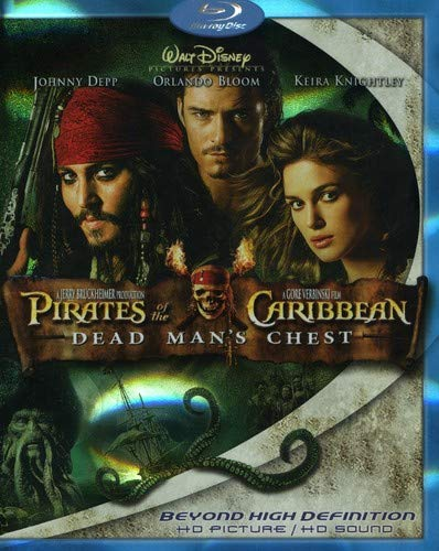 Pirates of the Caribbean - Dead Man's Chest [Blu-ray]