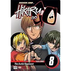 Hikaru No Go, Vol. 8: The Awful Opponent
