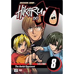 Hikaru No Go, Vol. 8: The Awful Opponent