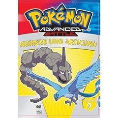 Pokemon Advanced Battle, Vol. 9: Numero Uno Articuno
