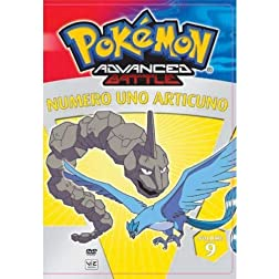 Pokemon Advanced Battle, Vol. 9: Numero Uno Articuno