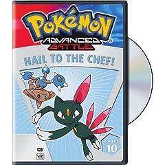 Pokemon Advanced Battle, Vol. 10: Hail to the Chef