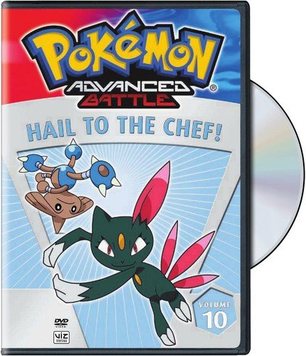 Pokemon Advanced Battle, Vol. 10: Hail to the Chef