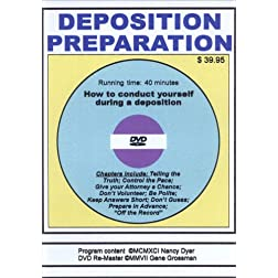 Deposition Preparation