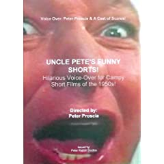 Uncle  Pete's Funny Shorts!