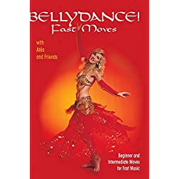 Bellydance! Fast Moves
