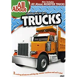 All About Trucks and Monster Trucks