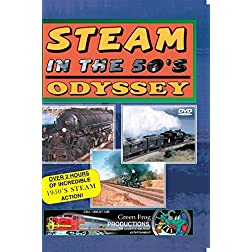 Steam In The 50's Odyssey (Three DVD Set)