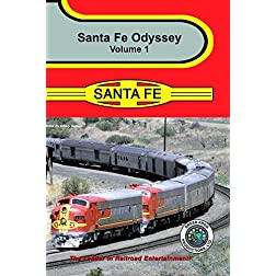 Santa Fe Odyssey vol1 (Two DVD Set)