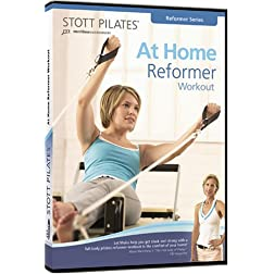 STOTT PILATES: At Home Reformer Workout