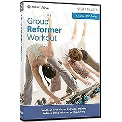 STOTT PILATES: Group Reformer Workout