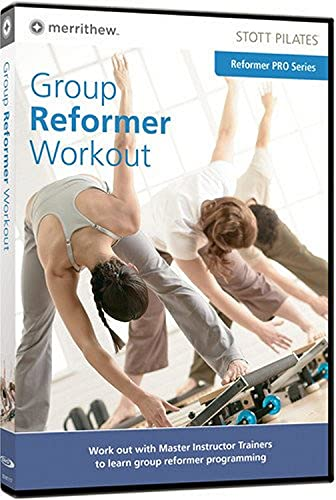 STOTT PILATES: Group Reformer Workout