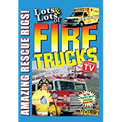 Lots and Lots of Fire Trucks Vol. 2