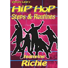 Christy Lane's Hip Hop Steps & Routines featuring Richie