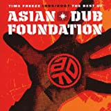 album art to Time Freeze 1995 / 2007: The Best of Asian Dub Foundation (disc 1)