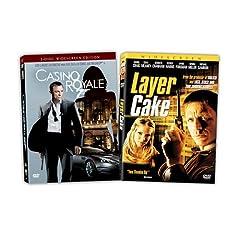 Casino Royale (Widescreen) / Layer Cake (Special Edition, Widescreen)