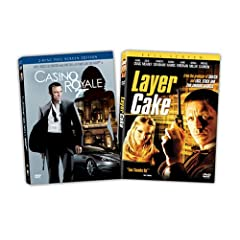 Casino Royale (Full Screen) / Layer Cake (Special Edition Full Screen)