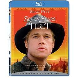 Seven Years in Tibet  [Blu-ray]