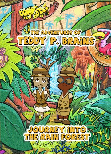 Adventures of Teddy P: Journey Into Rain Forest