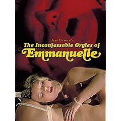 The Inconfessable Orgies of Emmanuelle