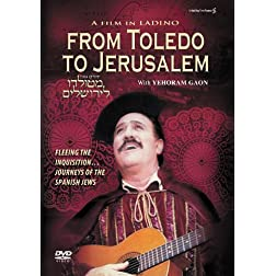 Toledo to Jerusalem