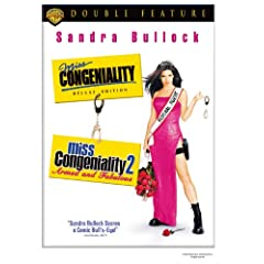 Miss Congeniality / Miss Congeniality 2: Armed and Fabulous (Double Feature)