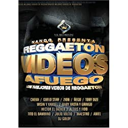 Reggaeton Videos on Fire