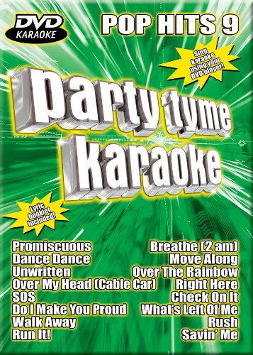 Party Tyme Karaoke: Pop Hits, Vol. 9