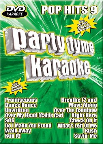 Party Tyme Karaoke: Pop Hits, Vol. 9
