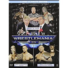 WWE - WrestleMania 23