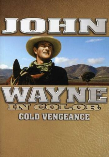 John Wayne in Color: Cold Vengeance