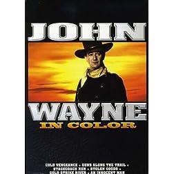 John Wayne Collection Gift Pack