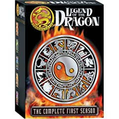 Legend of the Dragon: The Complete First Season