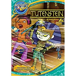 Tutenstein, Vol. 2: A Bad Spell