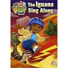 Go Diego Go! - The Iguana Sing Along
