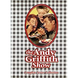 The Andy Griffith Show - The Complete Series