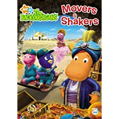 The Backyardigans - Movers & Shakers
