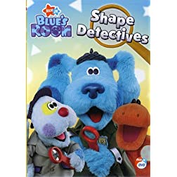 Blue's Clues - Blue's Room - Shape Detectives