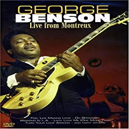 George Benson: Live from Montreux