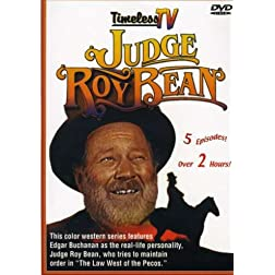Judge Roy Bean (2pc) (Col)