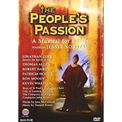 The People's Passion / Jessye Norman, Jane McCulloch, Donald Fraser