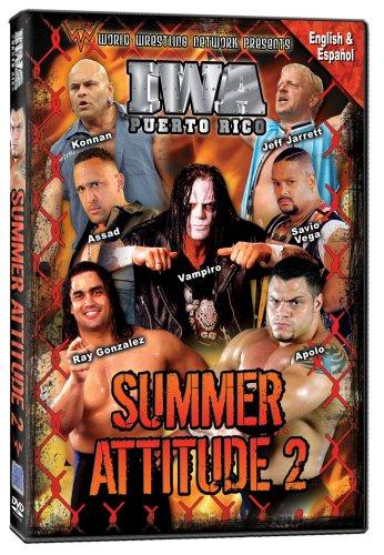 World Wrestling Network Pres: Iwa Puerto Rico
