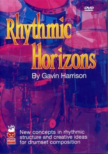 Gavin Harrison Rhythmic Horizons
