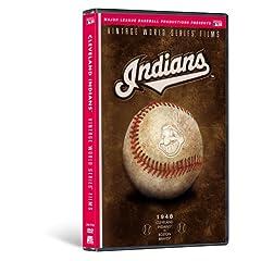 MLB Vintage World Series Films - Cleveland Indians 1948