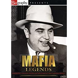 Biography - Mafia Legends (Bugsy Siegel / Lucky Luciano / Al Capone Scarface)