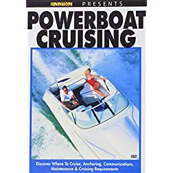 Powerboat Cruising