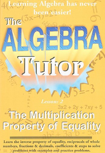 Algebra Tutor-Multiplica Vol 2