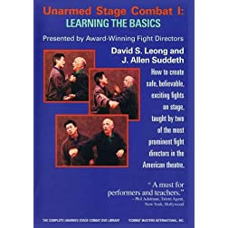 Unarmed Combat 1: Learning The Basics