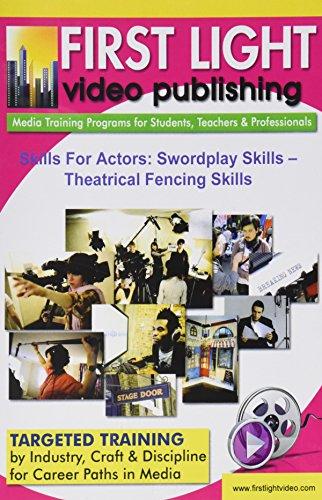 Swordsplay: Theatrical Fencing